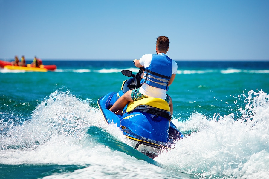 Benefits of choosing the water sports